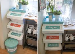 modern kitchen trash can ideas for good waste management u2013 home info