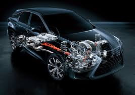 lexus models two door all new lexus rx debuts in japan with 2 liter turbo and hybrid