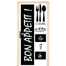 stickers porte cuisine stickers porte cuisine my