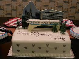 special birthday cakes in walt disney world by agent sydney