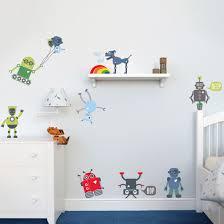wall decor robot wall sticker interior home design and decor robot wall stickers popular robot wall sticker
