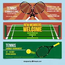 tennis vectors photos and psd files free download