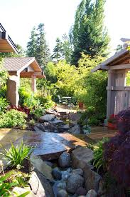Oriental Style Home Decor Japanese Garden Designs For Small Spaces Ayanahouse Small Garden