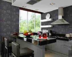 papier peint cuisine lessivable déco tapisserie cuisine castorama 77 poitiers 20300842 une