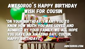 150 best happy birthday cousin status quotes u0026 wishes nov 2017