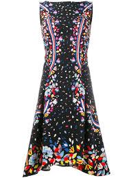 peter pilotto dress hire peter pilotto printed sleeveless dress