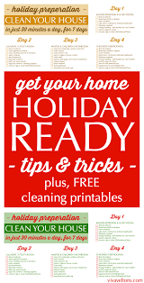 clean your home in just 30 minutes a day for 7 days free