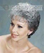 best perm for gray hair 25 best short perm images on pinterest curly hair short perm