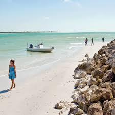 Map Of Florida Gulf Coast 5 Secret Islands In Florida Coastal Living