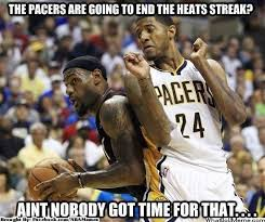 Pacers Meme - 171 best game time images on pinterest cleveland cavs