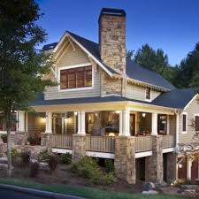 Farmhouse With Wrap Around Porch Wrap Around Porch And Stone Work Gorgeous Castle Brunion