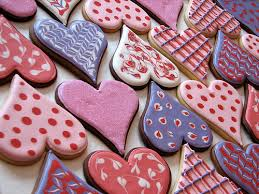 heart shaped cookies how to make candy gift baskets heart shaped cookies shaped