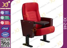 Theater Chairs For Sale Powder Coating Finish Legs Auditorium Theater Seating Furniture