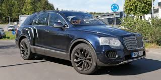 bentley bentayga silver bentley bentayga spied practically production ready previews