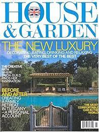 home decor trade magazines house garden england edition amazon com magazines