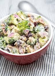 bacon sunflower seeds broccoli salad like like
