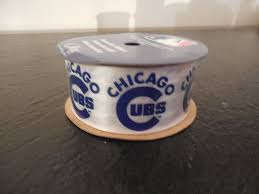 ribbon by the yard 19 best chicago cubs and white sox ribbons images on