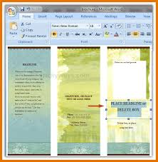 brochure templates for word 2007 brochure templates word 2007 fieldstation co