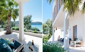 mallorca beach house in port de sóller mallorca spain holiday