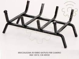 brucialegna per camino brucialegna in ferro batturo per camino mm 12 x 12 cm 40 x 35 ebay