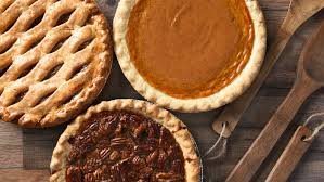 what your favorite thanksgiving day pie says about you