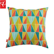 Inexpensive Outdoor Cushions Online Get Cheap Geometric Outdoor Cushion Cover Aliexpress Com