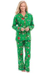 womens christmas pajamas pajamagram