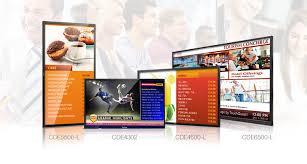 digital signage products viewsonic