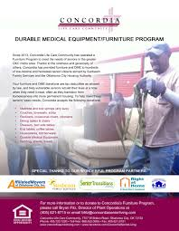 Free Furniture In Oklahoma City by Medical Equipment U0026 Furniture Donation For Seniors