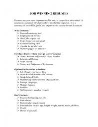 Monster Resume Samples by Monster Resume Templates
