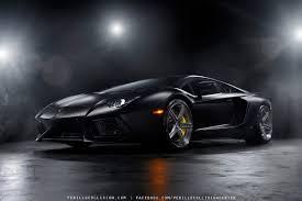 Lamborghini Aventador Black And Red - post processing matte black lamborghini aventador motivelife