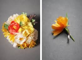Make Your Own Paper Flowers - trend watch tissue paper flowers disney weddings