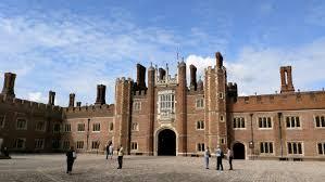Adventures In The Uk Day 8 U2013 Hampton Court Author Catherine Chant