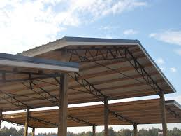 Pole Barn Roofing 5 12 U0027 Steel Shed Roof Pole Barn Trusses Or Lean To Tractor Shed