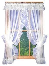 Curtains With Ruffles Ruffle Curtains Ruffled Sheer Curtains Ruffle Shower Curtain Diy