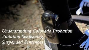 Colorado Medical Power Of Attorney by Colorado Probation Violation Law Impact Of A Suspended Sentence