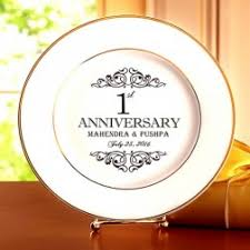 anniversary plate anniversary plate personalised gifts gift categories
