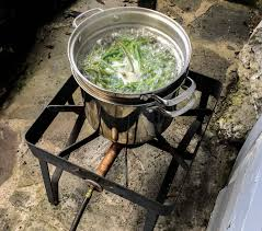 tip for summer home cooking the outdoor propane burner