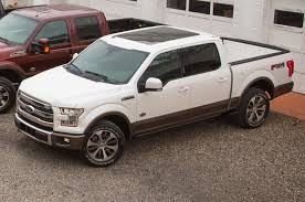 ford reveals photos of 2015 king ranch models at houston rodeo