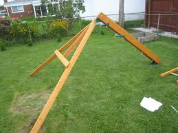 Backyard Swing Set Plans by Diy Playhouse Swing Set Plans Wooden Pdf Build Your Own Outdoor