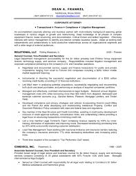 Corporate Attorney Resume Sample Cover Letter Real Estate Attorney Resume Corporate Real Estate