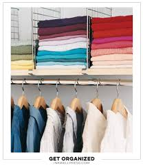 how to organize your closet inkwell press
