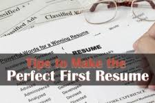 What To Put On A Resume For First Job by The Best Career Advice Articles