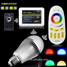 Remote Control Led Light Bulb by Wifi Light Bulb Adapter Wifi Light Bulb Adapter Suppliers And