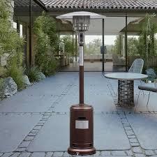 mirage heat focusing patio heater patio heater lowest price home outdoor decoration