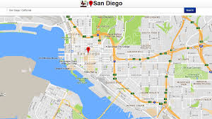 Manchester Grand Hyatt San Diego Map by San Diego Map Android Apps On Google Play