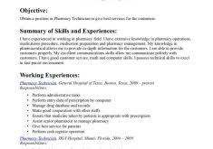 Pharmacy Technician Resume Example by Smartness Pharmacy Technician Resume Sample 15 Objectives Of A In