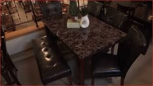 Bench Dining Room Set by Dining Tables Kitchen Table With Bench Ashley Furniture Dining