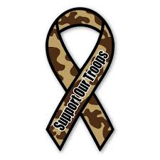 camouflage ribbon buy wholesale camouflage support our troops patriotic 8 ribbon