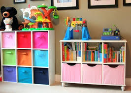 Shelves With Wheels by Toy Storage Cubbies Bins Kids Wood Bookcase Toy Organizer With